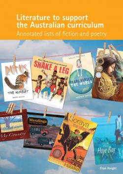 Literature to support the Australian curriculum [E-Book] image